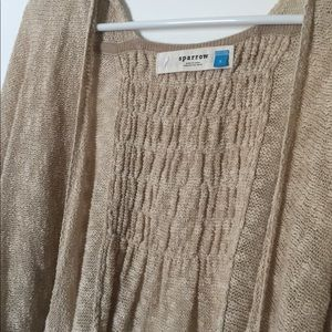 •Anthropologie• NWOT Cocoon Cardigan